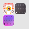 App Icon for Ultimate Keyboard Bundle - Great Keyboards for WhatsApp, Facebook and more! App in Azerbaijan IOS App Store