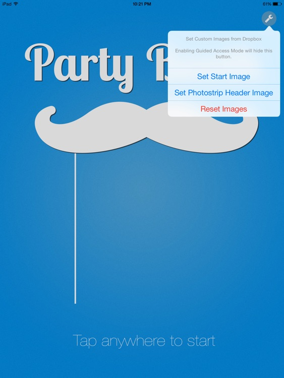 Party Booth - Customized Photo Booth for weddings and parties