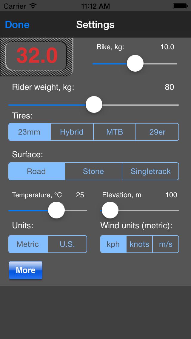 Bike Calculatorのおすすめ画像2