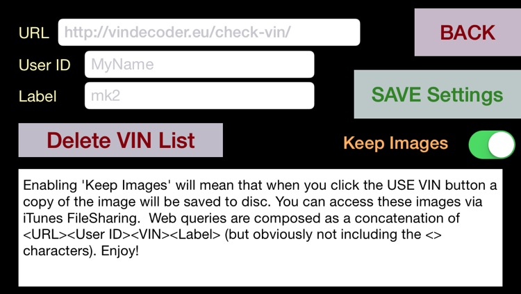 VIN ocr screenshot-3