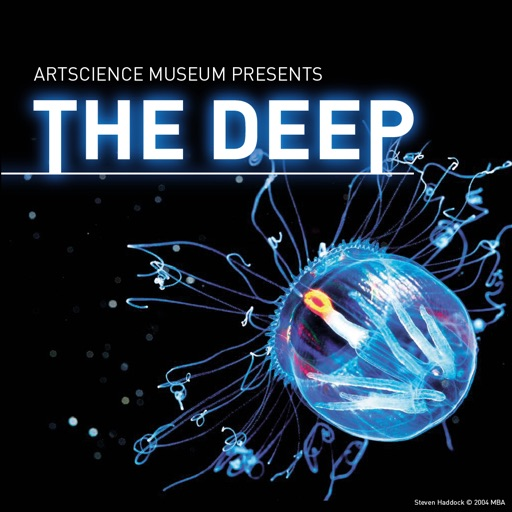 深海奇珍 The Deep , ArtScience Museum icon