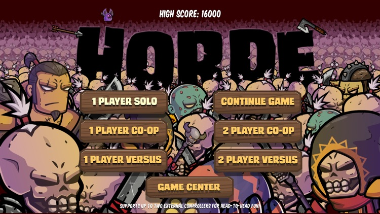 Horde - 2 Player Co-Op Game