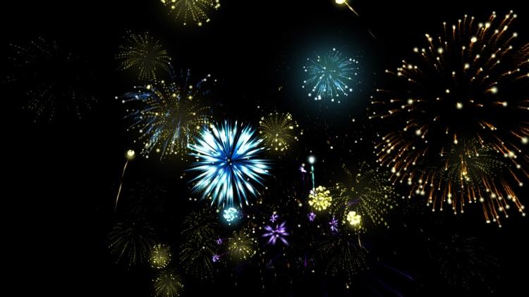 a display of fireworks free screenshot-4
