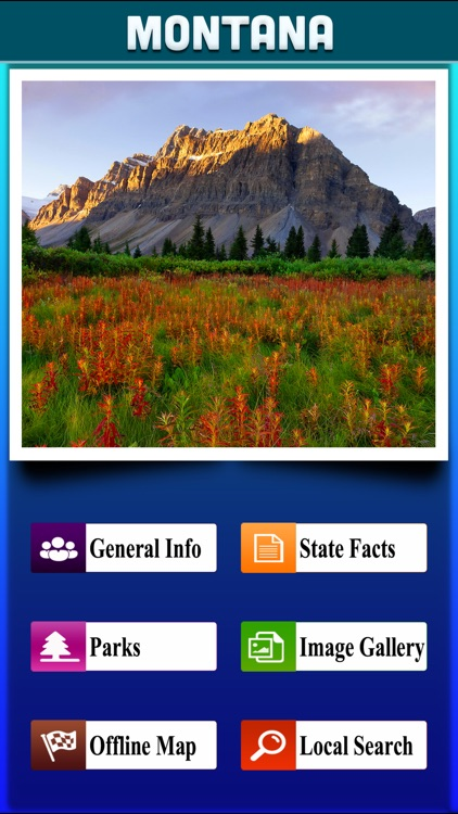 Montana National & State Parks screenshot-1