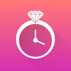 My wedding countdown on the app store my wedding countdown 4 junglespirit Image collections