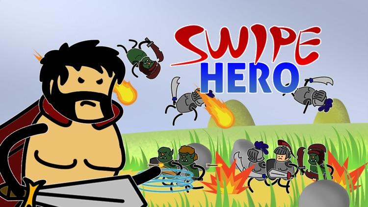 Swipe Heroes - The Endless Medieval Gauntlet