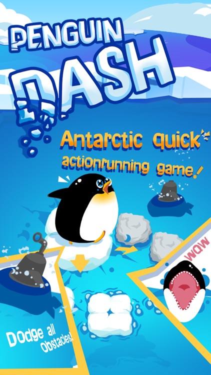 Penguin Dash !!