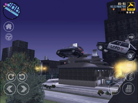 Screenshot #1 for Grand Theft Auto III