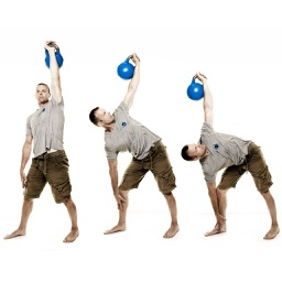 Keep Fit! Kettlebell Training
