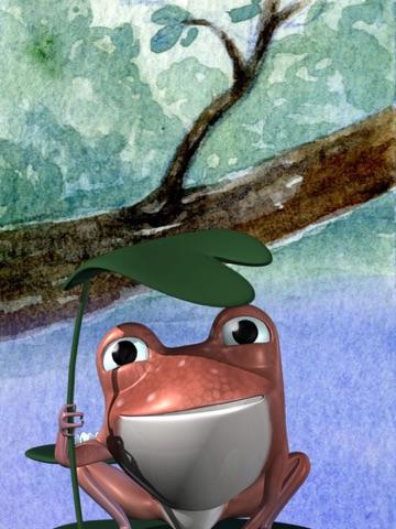 Говорящая Лягушка для iPad