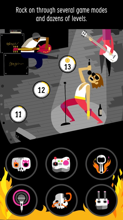 Rock On - A SongPop Adventure screenshot-3