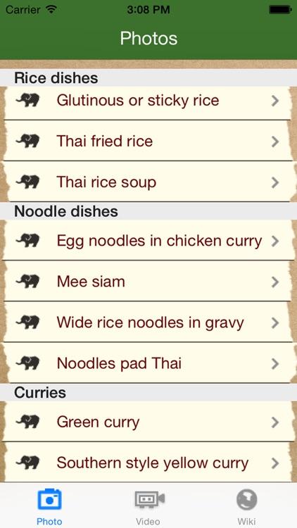 Thai Food & Recipes