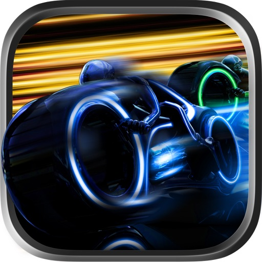 Axis Light Motorcycle -  Neon Racing Ravages