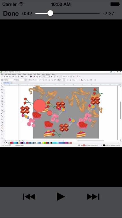 LearnForCorelDRAW screenshot-3