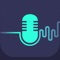 Voice Memos is a voice recorder for the iPhone