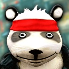 Cartoon Panda Run - 免费 动画片 熊猫 赛车 游戏 神庙逃亡 对于 孩子 icon