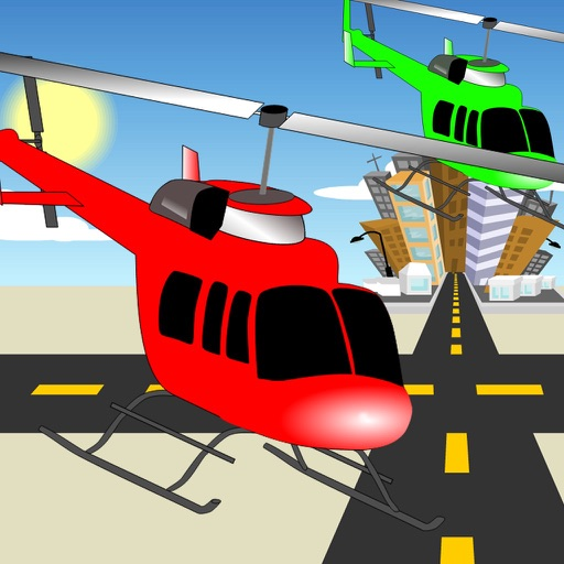 Apache Flight Shooter HD