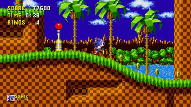 Sonic the Hedgehog™ Classic Capture d'écran