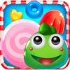 貪欲カエル無料版-パズルスポーツゲーム