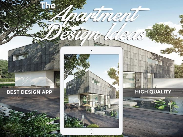 Home & Open Studio Apartment Design Ideas for iPad