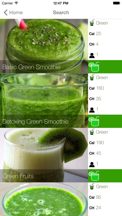 30 Day Smoothie and Juice fastのおすすめ画像5