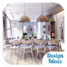 Colorful Modern Apartment Design Ideas for iPad