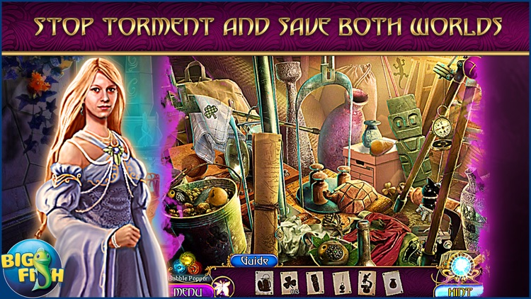 Amaranthine Voyage: The Shadow of Torment - A Magical Hidden Object Adventure