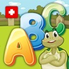 Alphabet Turtle for Kids - Children Learn ABC and Letters