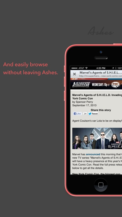 Ashes for Fever° screenshot-3