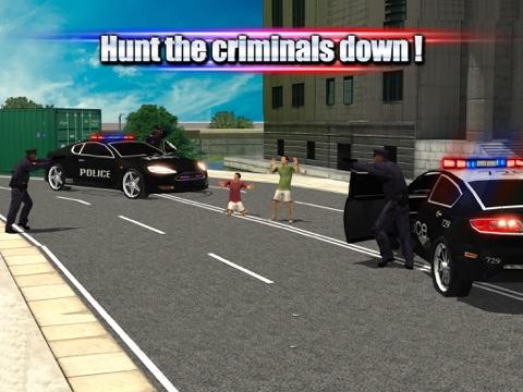 Скачать Crime Town Police Car Driver