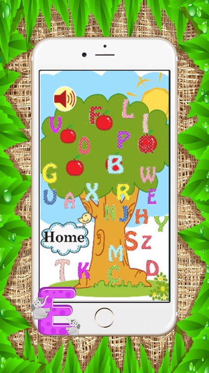 Preschool & Kindergarten Learning Games : ABC Alphabet Reading, Match For Kids Free screenshot-0