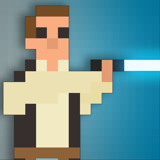 Galactic Pixel Wars - The Farce Awakens