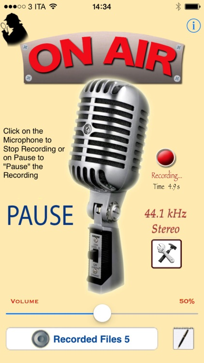 I Voice Recorder - digital audio recorder for music, lessons and voice notes