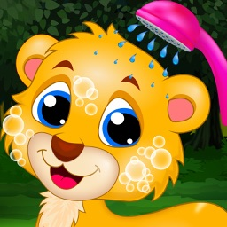 Baby Lion Salon