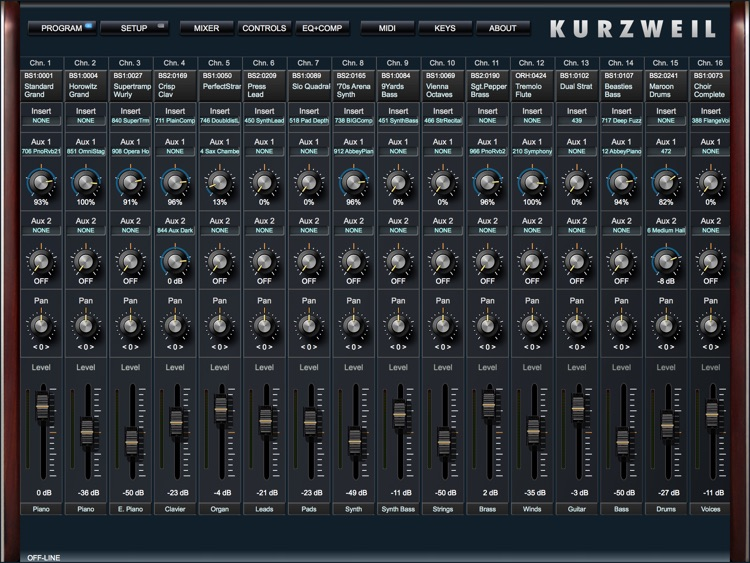 PC3A Sound Editor screenshot-4