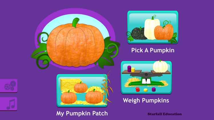 Starfall Pumpkin screenshot-0