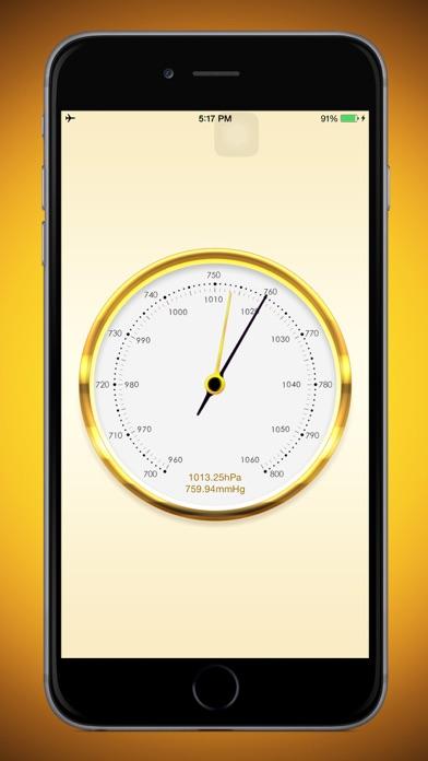 気圧計+のおすすめ画像1