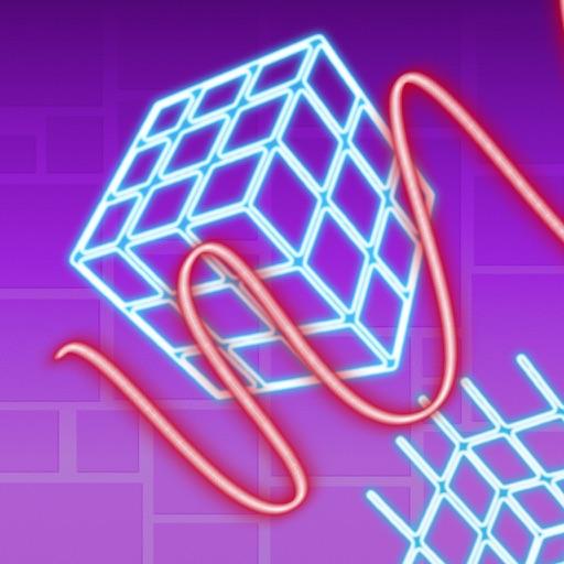 Amazing Dash Cube icon