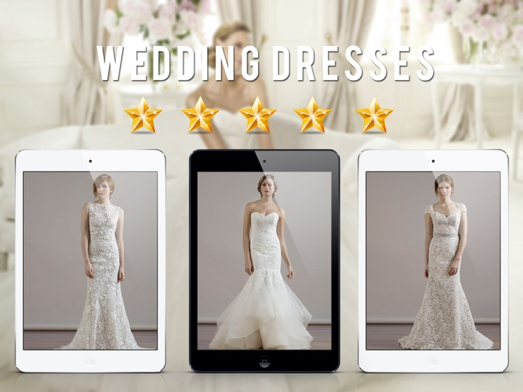 Brides - Wedding Dress Ideas for iPad