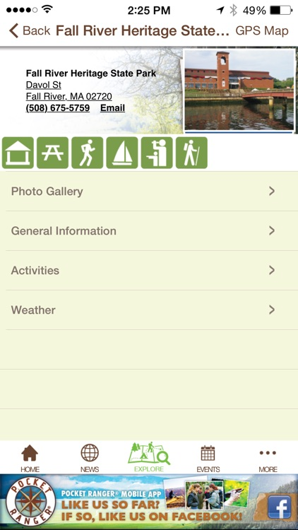 Massachusetts Parks Adventure Guide - Pocket Ranger® screenshot-4