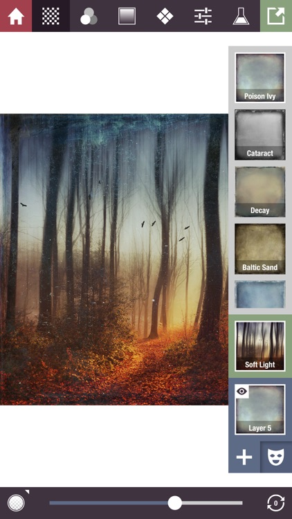 Stackables - Layered Textures, Effects, and Masks