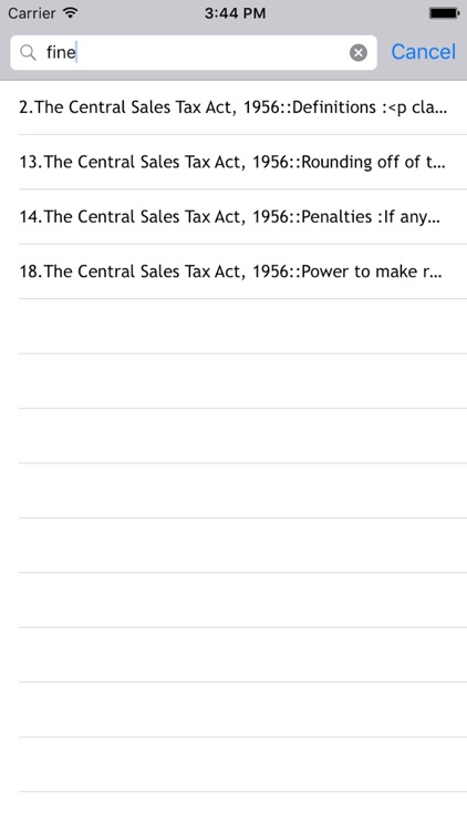 The Central Sales Tax Act 1956 screenshot-4