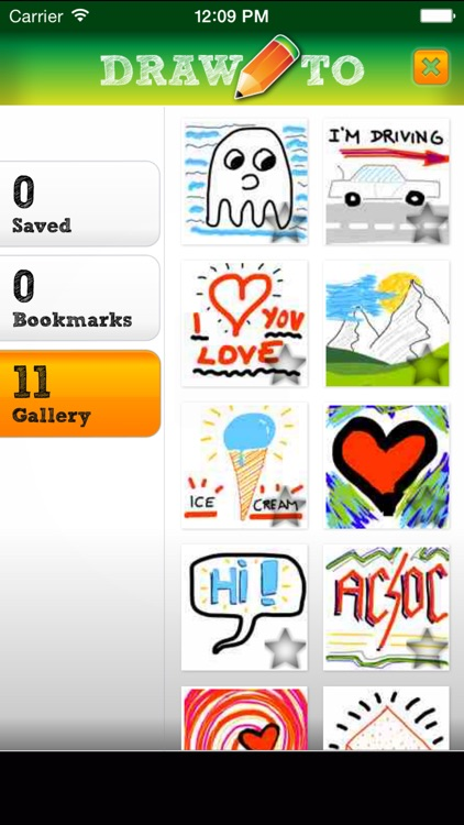 DrawTo - Send and receive drawings seeing as they are created screenshot-3