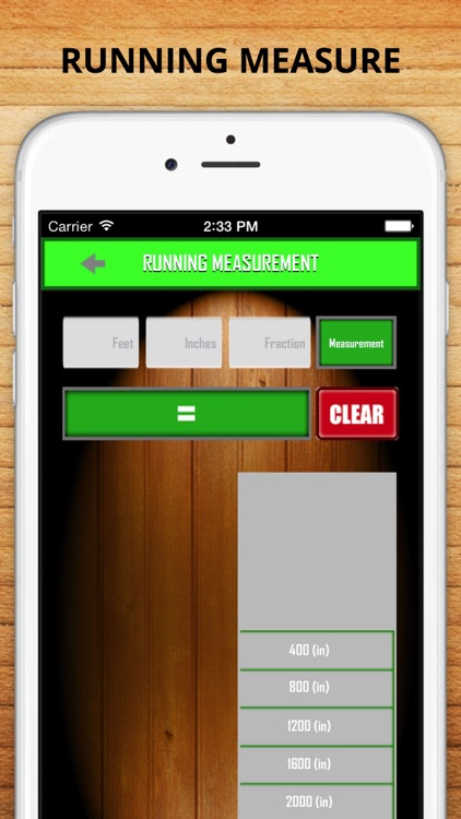 Accurate Builder Calculator - Measuring Concrete, Roofing, Joist, Stair and More screenshot-4