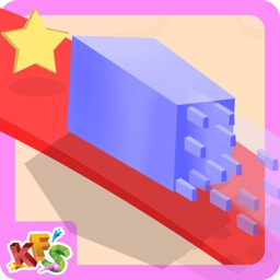 Crazy Square Geometry – Impossible cube game