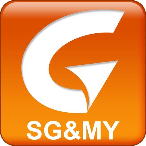 PAPAGO! GPS Navigation SG&MY