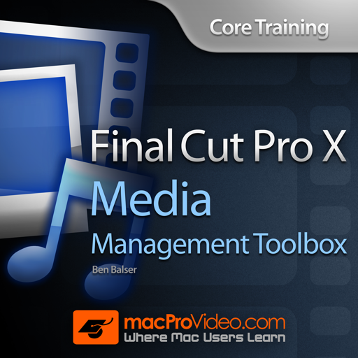 Course in Media Management for FCP X