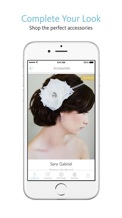 Wedding LookBook by The Knot screenshot-4