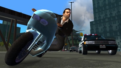 GTA: Liberty City Storiesのスクリーンショット1