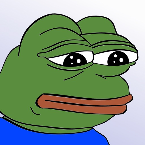 Rare Pepes for SMS (Sad Frog)